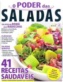 Saladas com Proteína