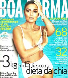 Dieta da Fátima Bernardes