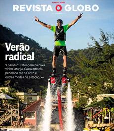 A nutricionista Patrícia Davidson Haiat explica os benefícios do suco rosa na Revista O Globo
