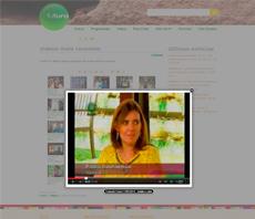 A nutricionista Patrícia Davidson Haiat fala sobre saúde e calor no programa Conexão Futura, no canal Futura