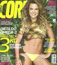 Na revista Corpo a Corpo de fevereiro, a nutricionista Patrícia Davidson Haiat fala sobre dieta de Fernanda Souza