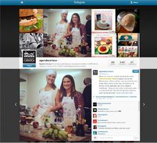 O Curso de Gastronomia Funcional da nutricionista Patrícia Davidson Haiat é destaque no Instagram do programa Agenda Carioca