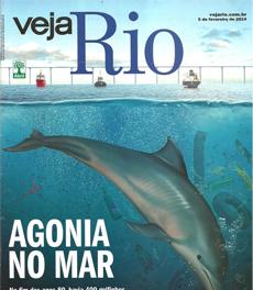 O estilo da nutricionista Patrícia Davidson Haiat é destaque na coluna À Moda Das Ruas, na revista Veja Rio