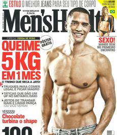 Na revista Men's Health de abril, a nutricionista Patrícia Davidson Haiat dá dicas para potencializar o metabolismo