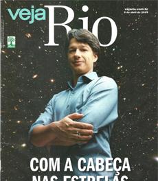 Na revista Veja Rio, a nutricionista Patrícia Davidson Haiat é fonte em matéria sobre ovos de páscoa funcionais