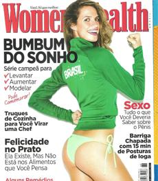 Na revista Women's Health de junho, a nutricionista Patrícia Davidson Haiat foi fonte na coluna Ideias Rápidas